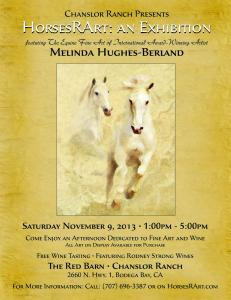 HorsesRArt is Having a Showing