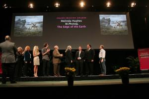 Melinda Hughes-Berland Wins Prestigious Diamond Photographer Award
